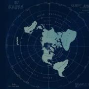 Mit 80 Beweisen über die flache Erde
