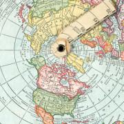 Meine Reiseplanung und die flache Erde!