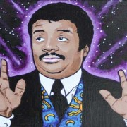 Kosmos auf Gras: Neil auf/de Gras Tyson – Parodie