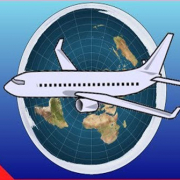 Die Erde ist flach - Flugverhalten und Flugrouten beweisen es